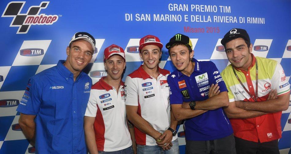 Sky Sport MotoGP HD Gp San Marino, Palinsesto 11- 13 Settembre 2015