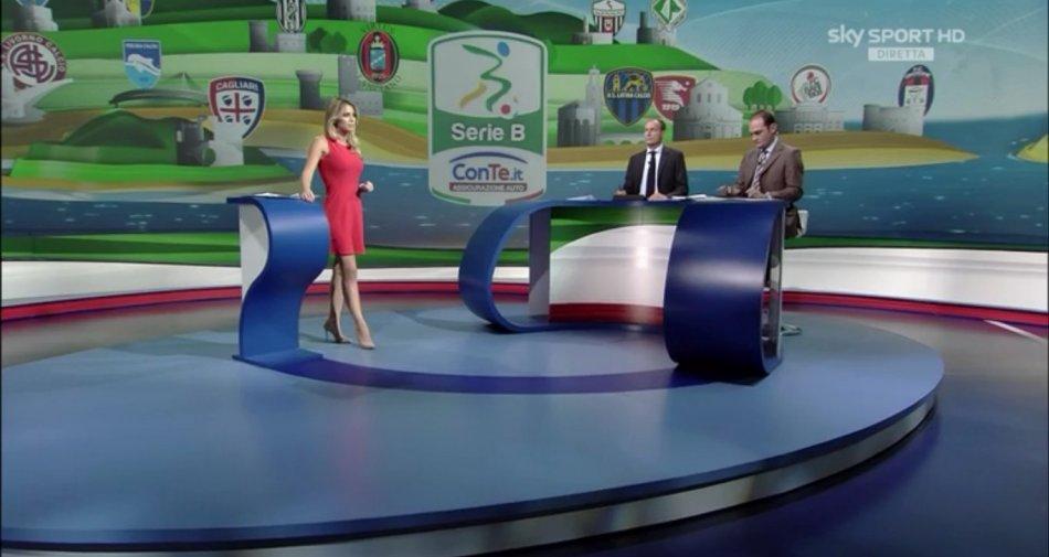 Sky Sport, Serie B 6a giornata - Programma e Telecronisti