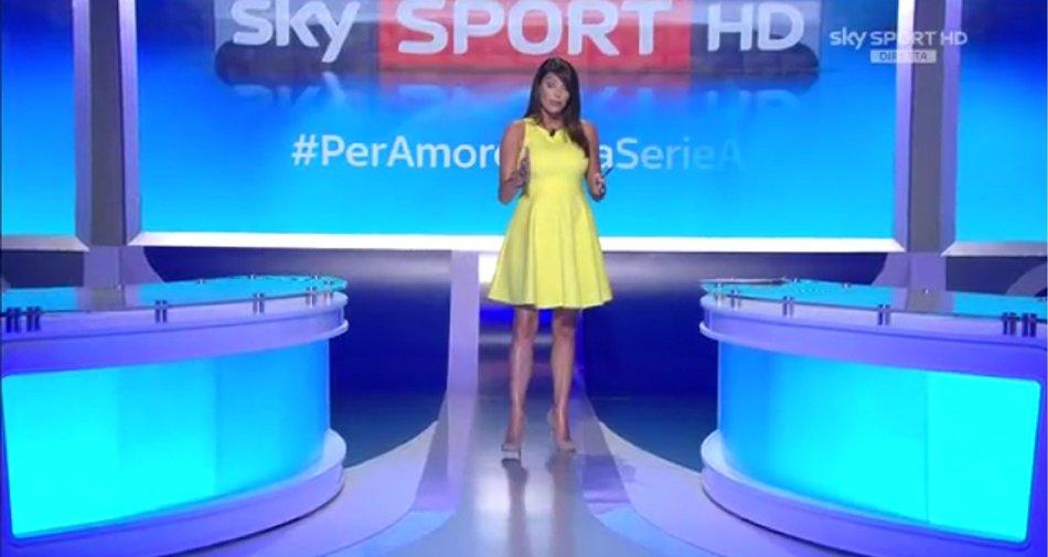 Sky Sport, Serie A 4a Giornata - Programma e Telecronisti