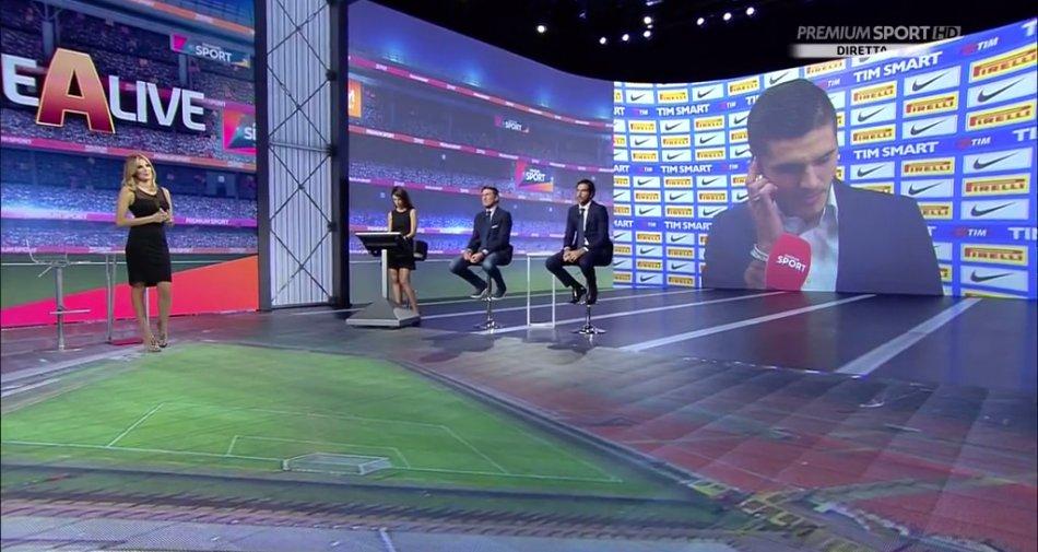Premium Mediaset, Serie A 11a giornata - Programma e Telecronisti