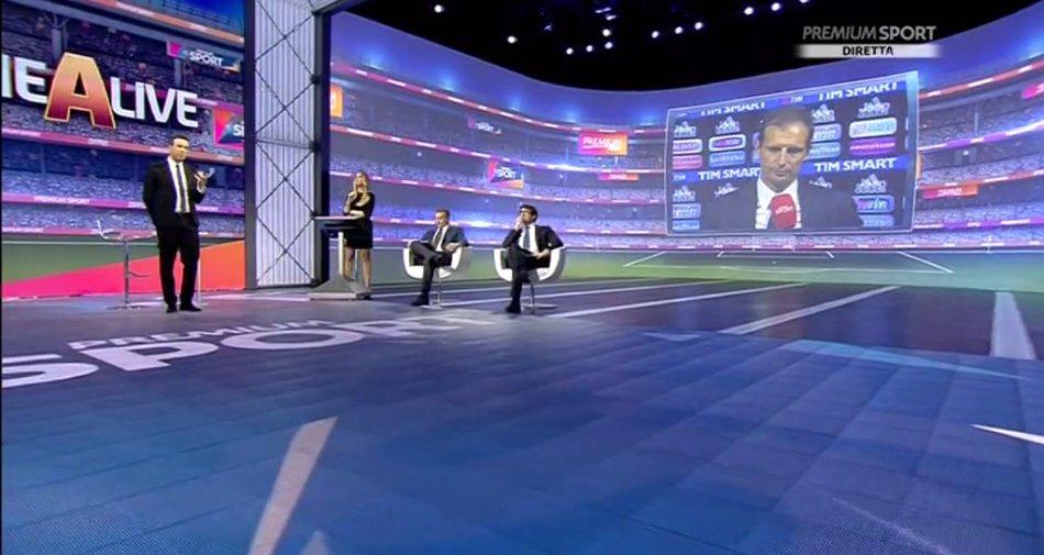 Premium Mediaset, Serie A 9a Giornata - Programma e Telecronisti