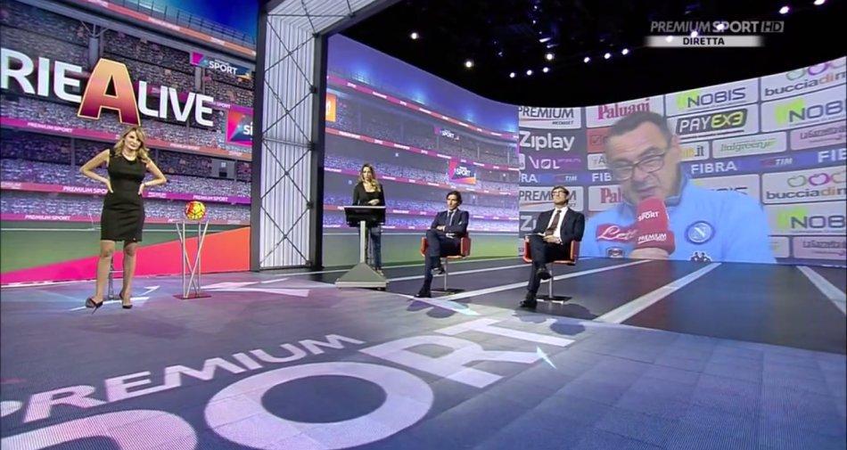 Premium Mediaset, Serie A 10a giornata - Programma e Telecronisti