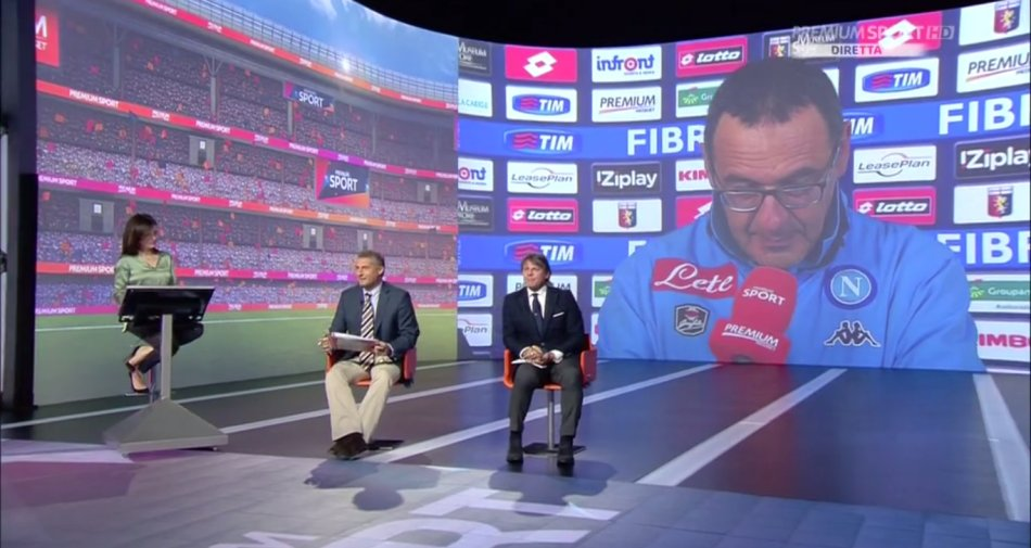 Premium Mediaset, Serie A 12a giornata - Programma e Telecronisti