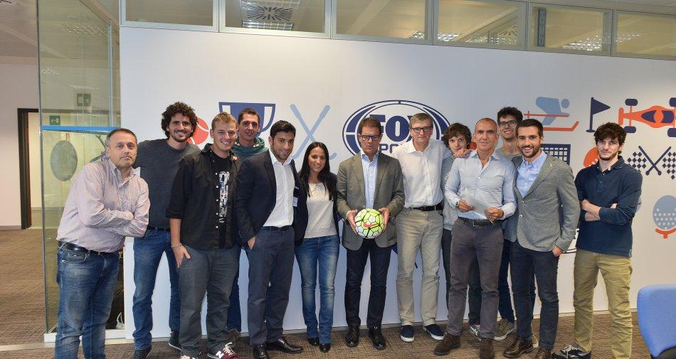 Calcio Estero Fox Sports e Sky Sport - Programma e Telecronisti 20 - 22 Novembre