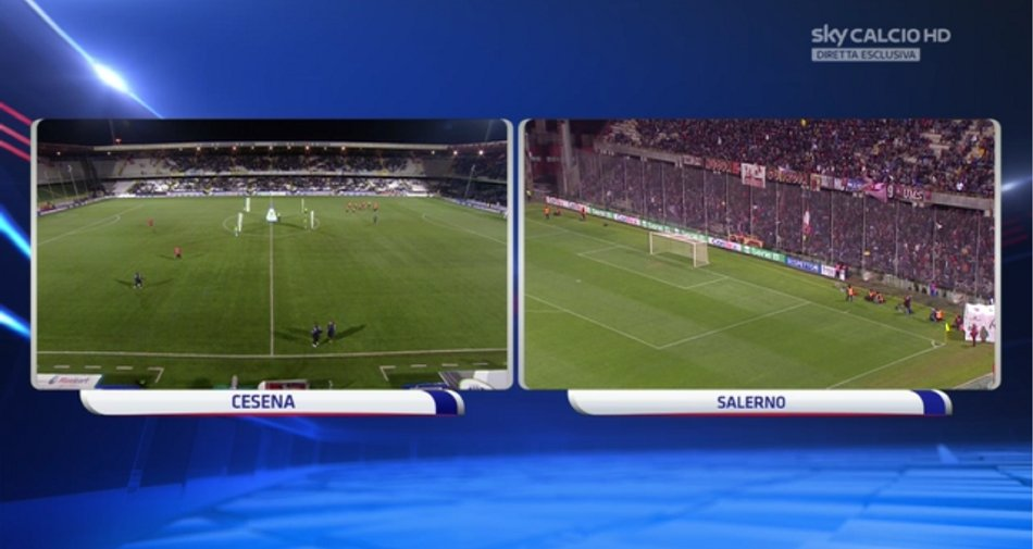 Sky Sport, Serie B 28a giornata - Programma e Telecronisti
