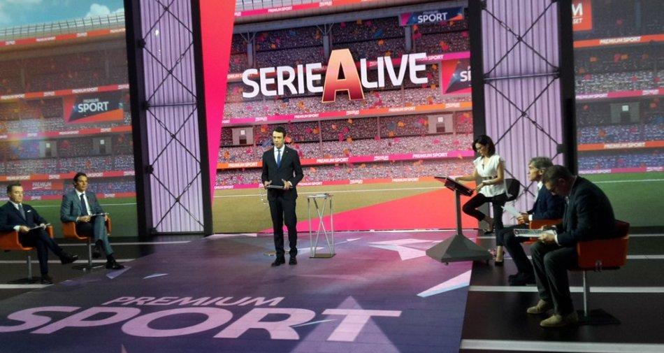 Premium Mediaset, Serie A 17a Giornata - Programma e Telecronisti