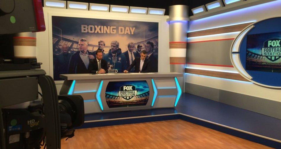 Calcio Estero Fox Sports e Sky Sport - Programma e Telecronisti 28 Dicembre