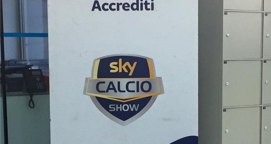 Sky Sport, Serie A 20a Giornata - Programma e Telecronisti