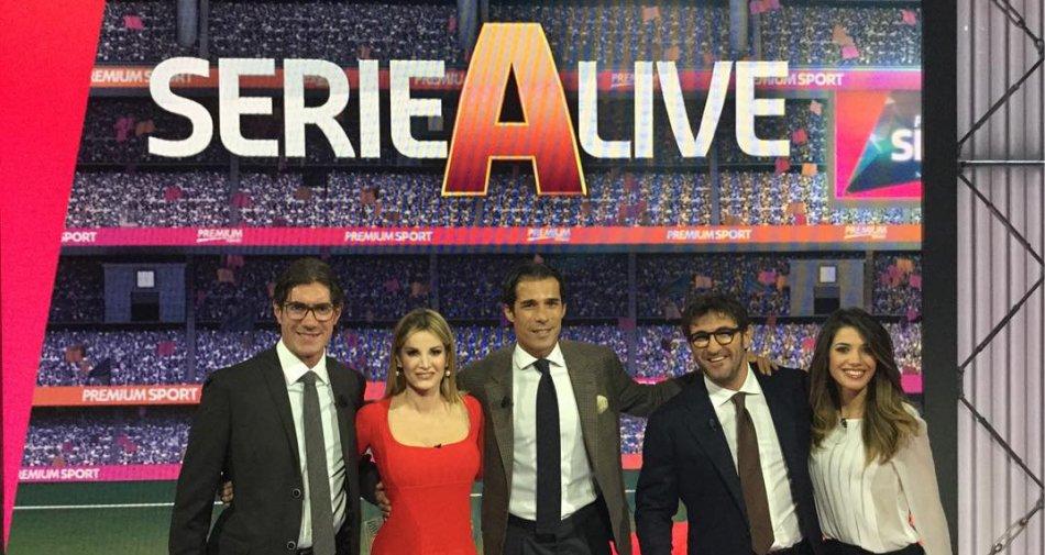 Premium Mediaset, Serie A 20a giornata - Programma e Telecronisti