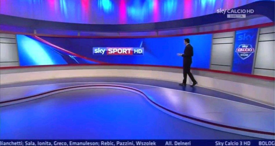 Sky Sport, Serie A 24a Giornata - Programma e Telecronisti