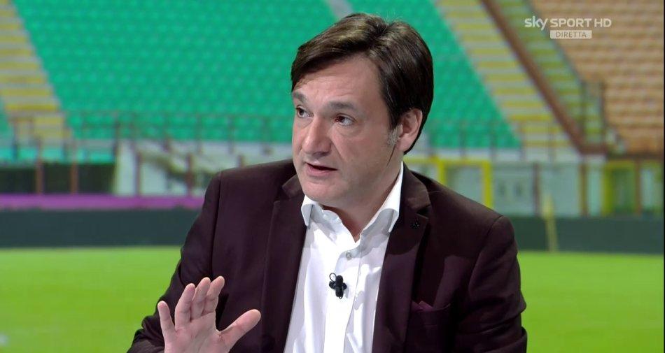 Fabio Caressa (Sky Sport): «Lasciatemi emozionare per questa Serie A»