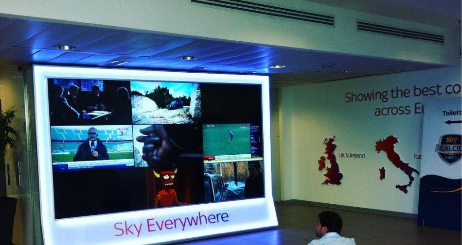 Sky Sport, Serie A 34a Giornata - Programma e Telecronisti