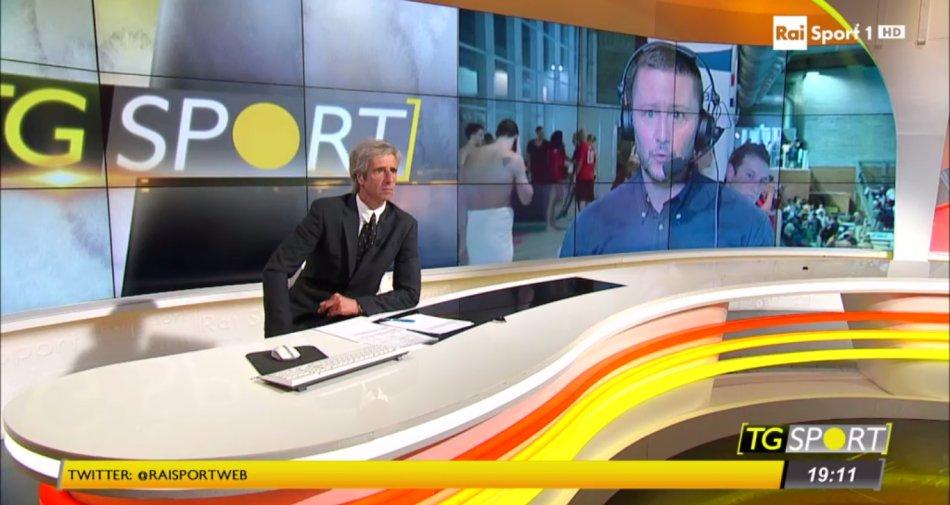 Sabato sui canali Rai Sport, Palinsesto 23 Aprile 2016