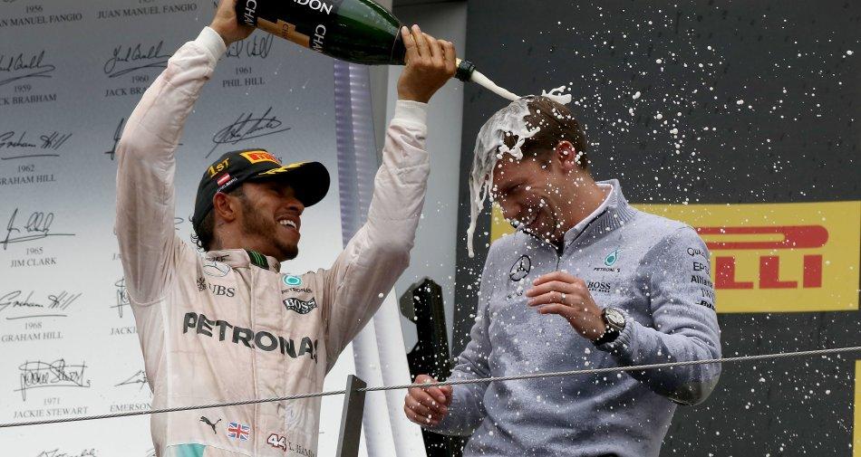 Sky Sport F1 HD - il GP di Gran Bretagna in diretta esclusiva su Sky (7-10 luglio 2016)