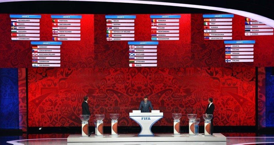 Sky Sport, Euro Qualificazioni Russia2018 Diretta 1a Giornata - Palinsesto e Telecronisti Calcio