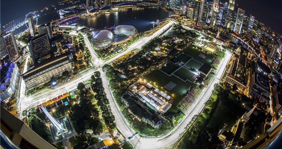 Sky Sport F1 HD: il GP di Singapore in diretta su Sky (14-18 settembre 2016)