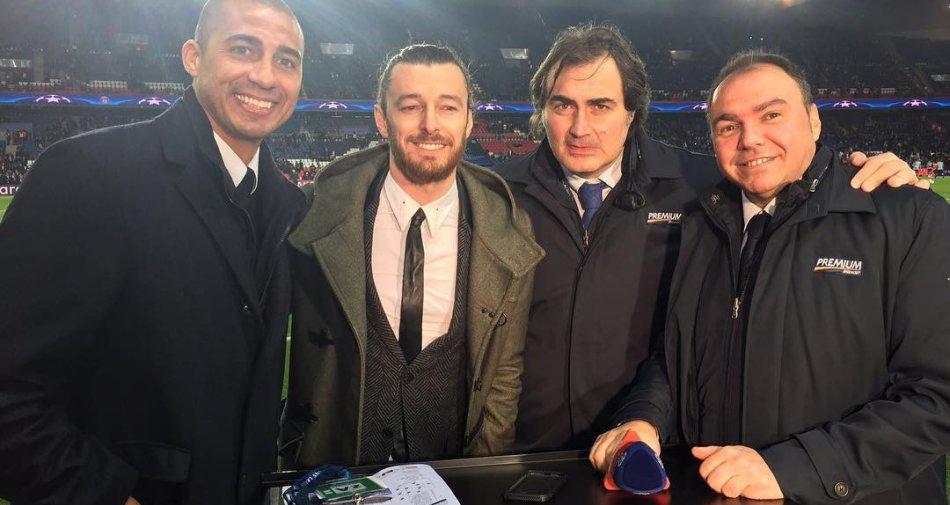 Premium Sport, Champions Diretta Ottavi Andata #2 - Palinsesto e Telecronisti Mediaset