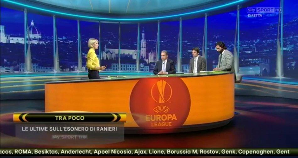 Europa League Sky