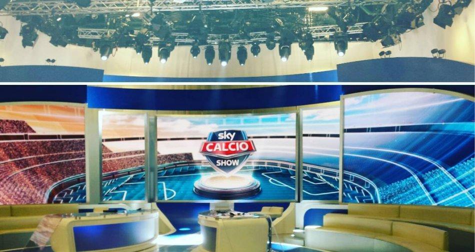 Sky Sport, Serie A Diretta 29a Giornata - Palinsesto e Telecronisti Calcio