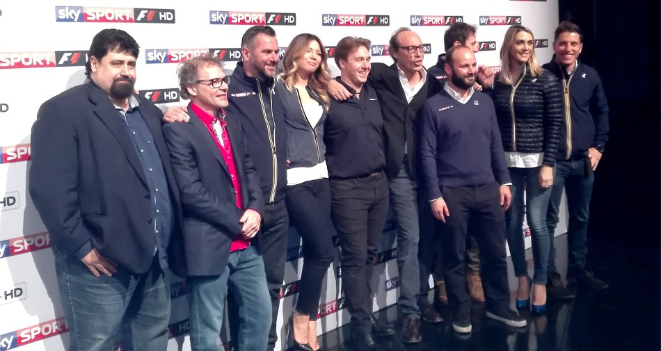 Sky Sport F1 HD Gp Australia (Esclusiva), Palinsesto 23 - 26 Marzo 2017 - #SkyMotoriRock