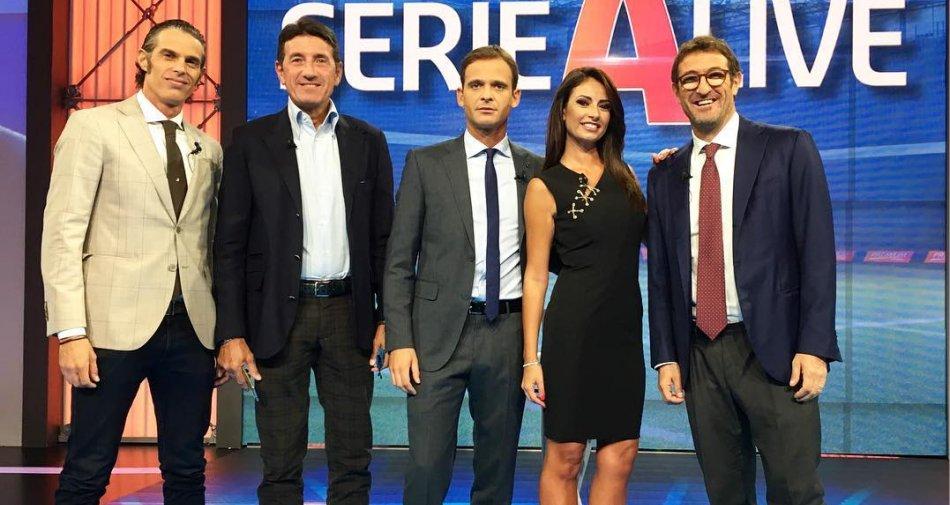 Serie A Premium Sport Diretta 6a Giornata - Palinsesto e Telecronisti Mediaset