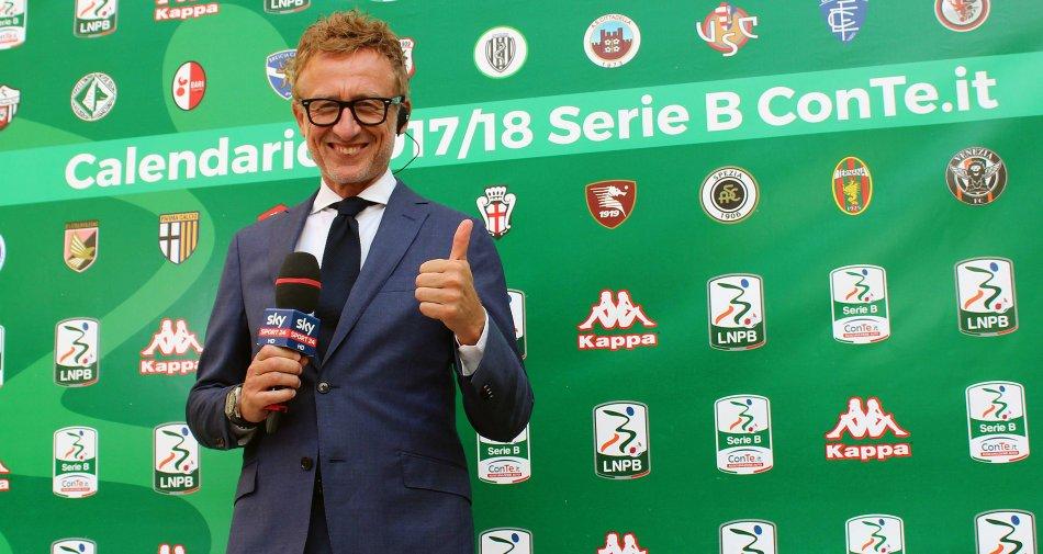 Serie B, Sky Sport Diretta 22a Giornata - Palinsesto e Telecronisti Calcio #NuovoInizio