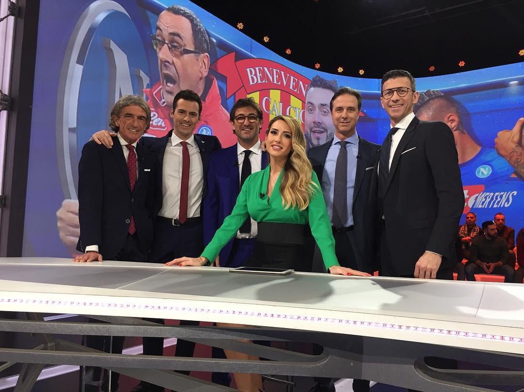 Serie A Premium Sport Diretta 24a Giornata - Palinsesto e Telecronisti Mediaset