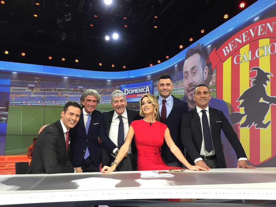 Serie A Premium Sport Diretta 25a Giornata - Palinsesto e Telecronisti Mediaset