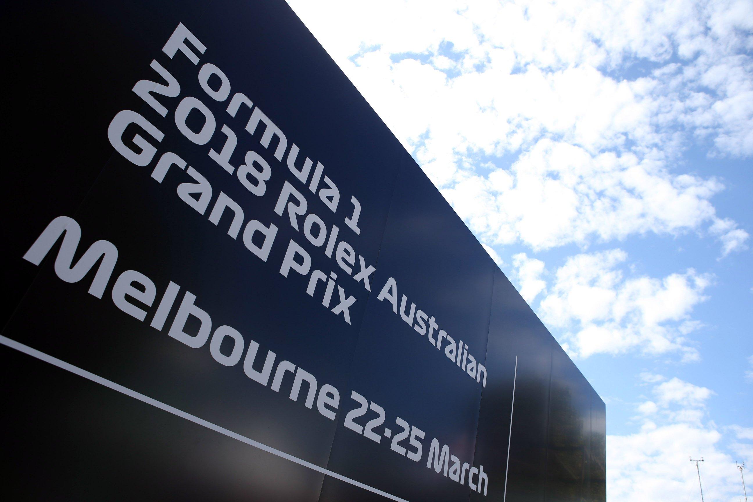 Sky Sport F1 HD (anche in 4K) Gp Australia Diretta Esclusiva (22 - 25 Marzo 2018)