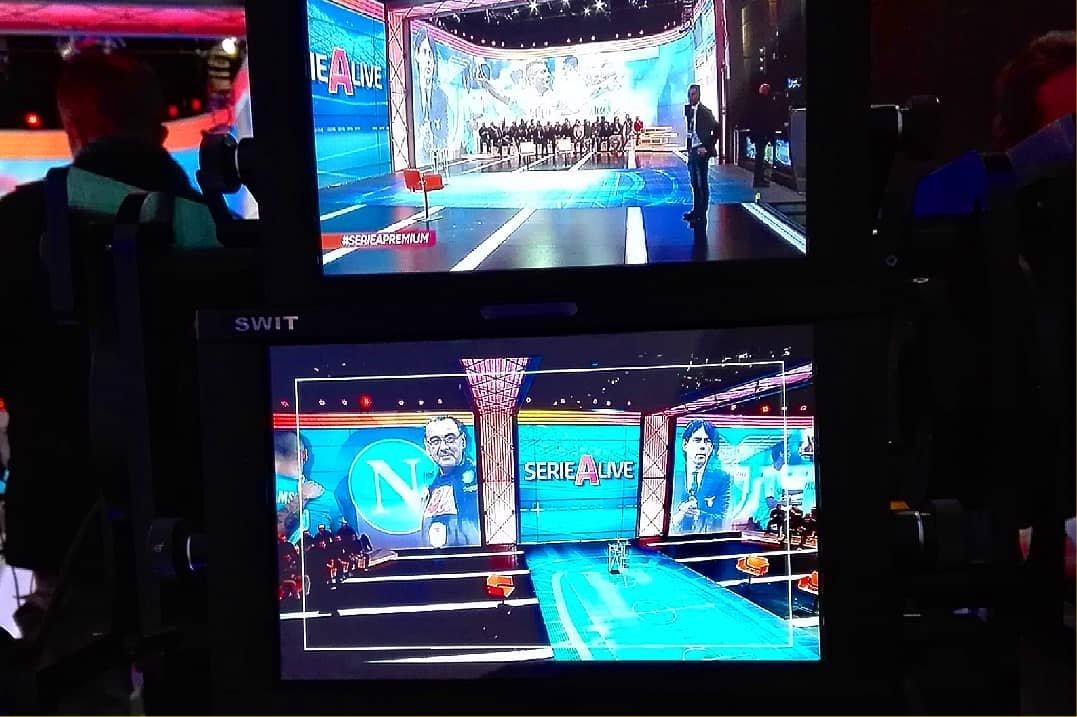 Serie A Premium Sport Diretta 31a Giornata - Palinsesto e Telecronisti Mediaset