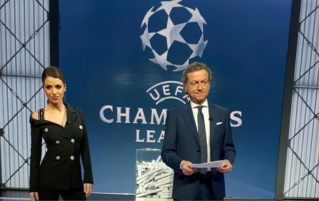 Premium Champions Quarti Ritorno - Palinsesto e Telecronisti Sport Mediaset