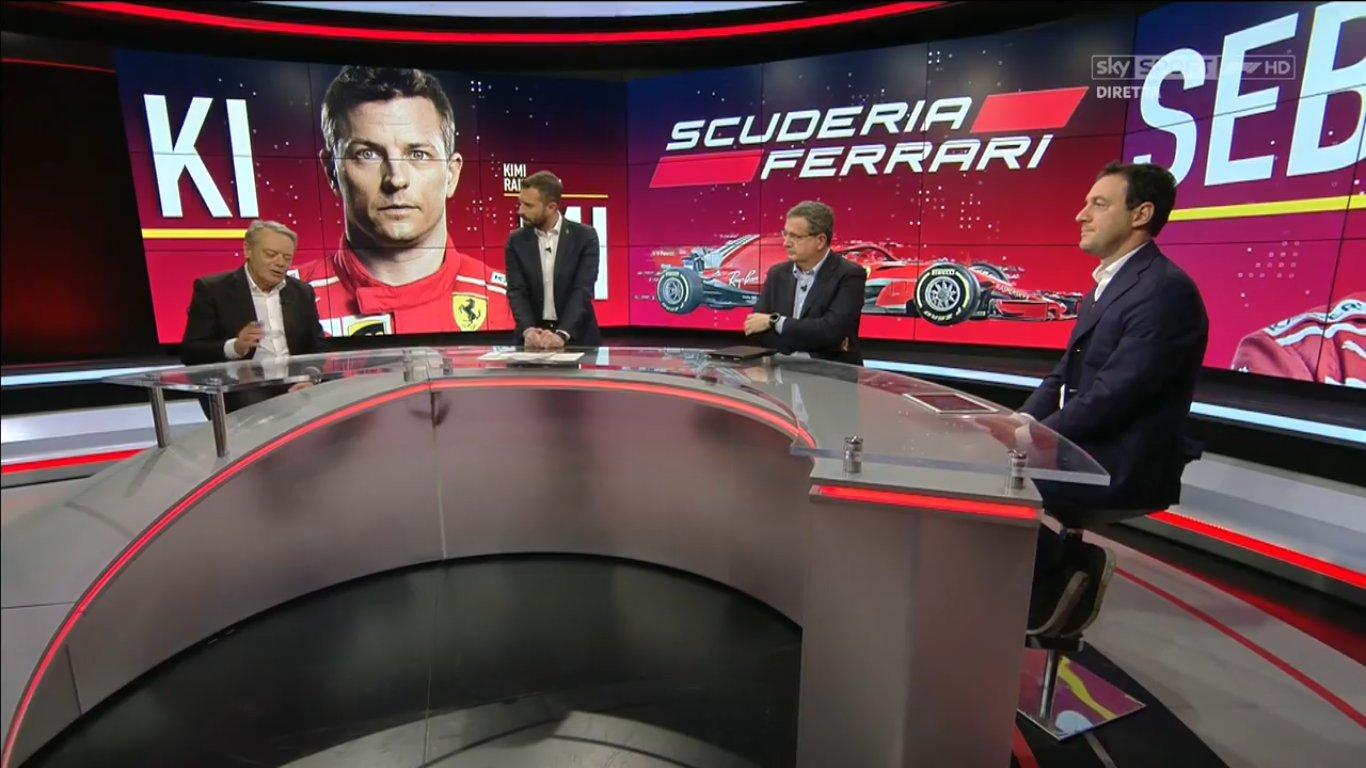 Sky Sport F1 HD (anche in 4K) Gp Cina Diretta Esclusiva (12 - 15 Aprile 2018)