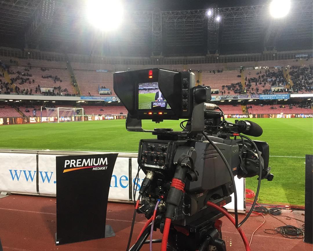 Serie A Premium Sport Diretta 32a Giornata - Palinsesto e Telecronisti Mediaset