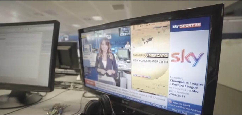 Serie A Sky Sport Diretta 36a Giornata - Palinsesto e Telecronisti Calcio