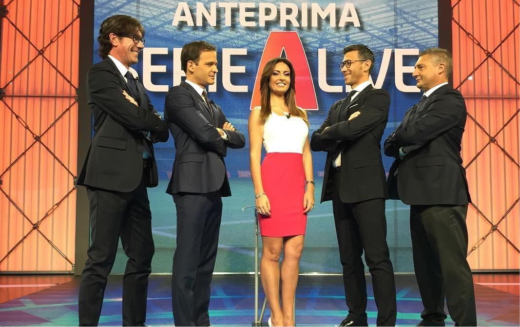 Serie A Premium Sport Diretta 38a Giornata - Palinsesto e Telecronisti Mediaset
