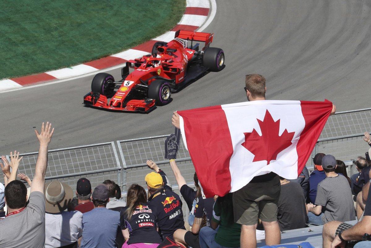 Sky Sport F1 HD (anche in 4K) Gp Canada Diretta Esclusiva (7 - 10 Giugno 2018)