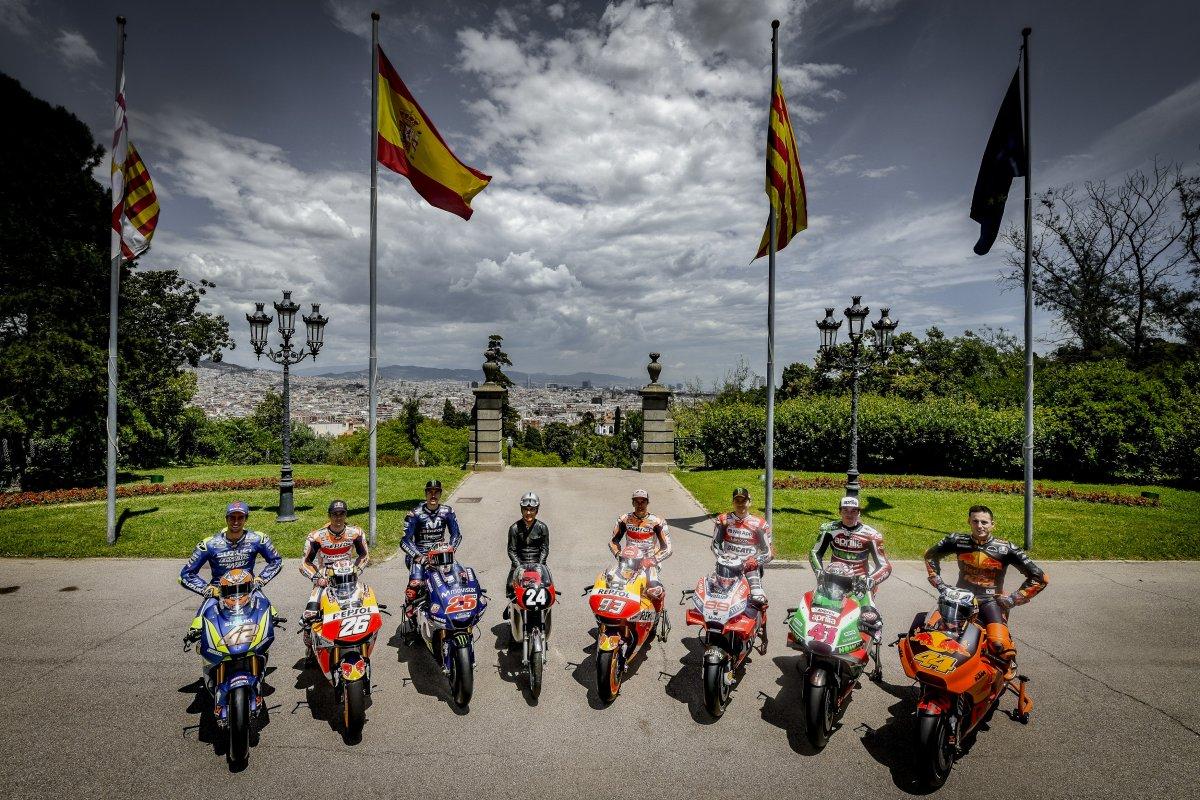Sky Sport MotoGP HD Gp Catalunya Diretta (14 - 17 Giugno 2018) [anche su TV8]