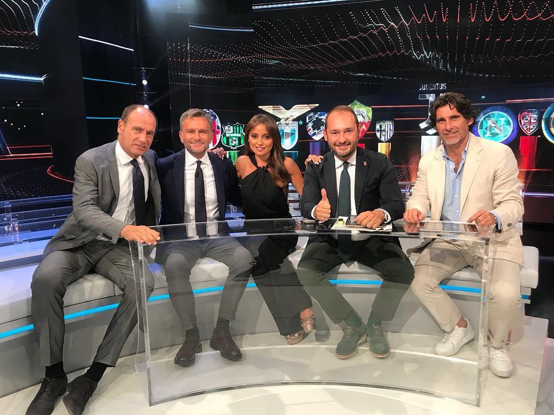 Sky Sport Serie A 3a Giornata - Diretta Esclusiva   Palinsesto e Telecronisti