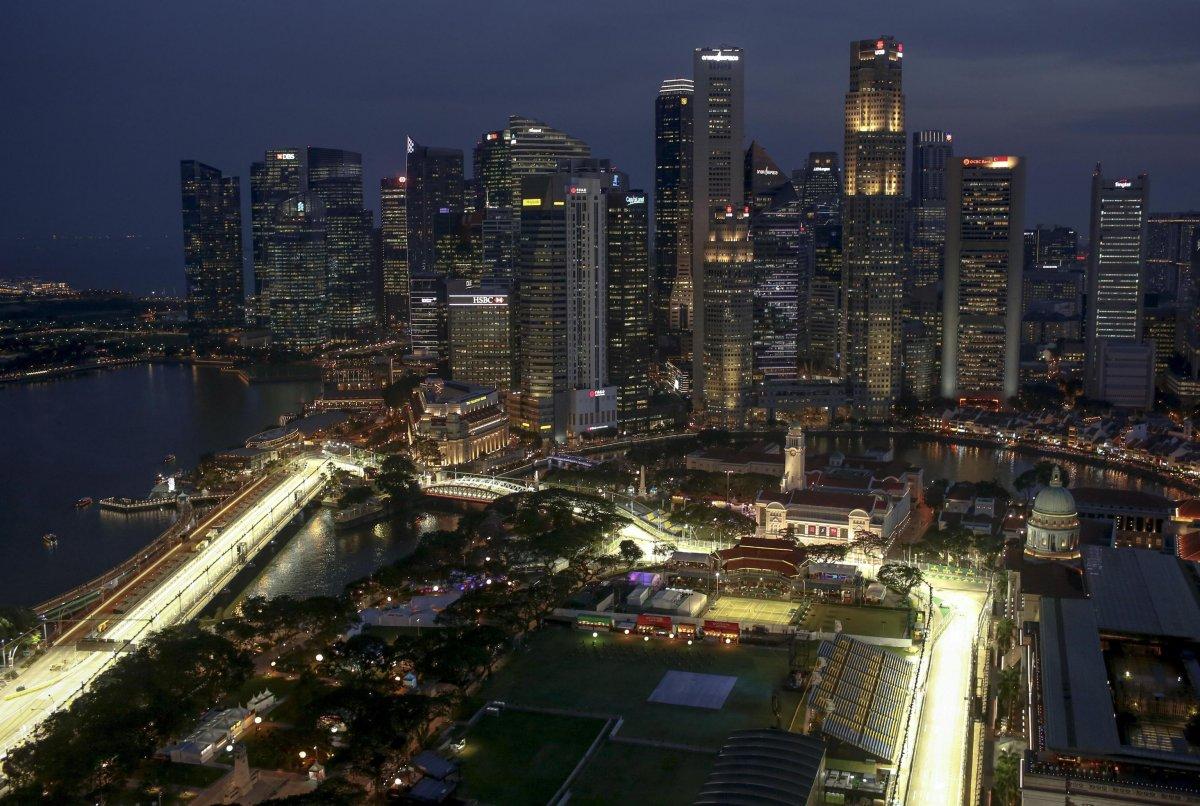 Sky Sport F1 HD (anche in 4K) Gp Singapore Diretta Esclusiva (13 - 16 Settembre 2018)