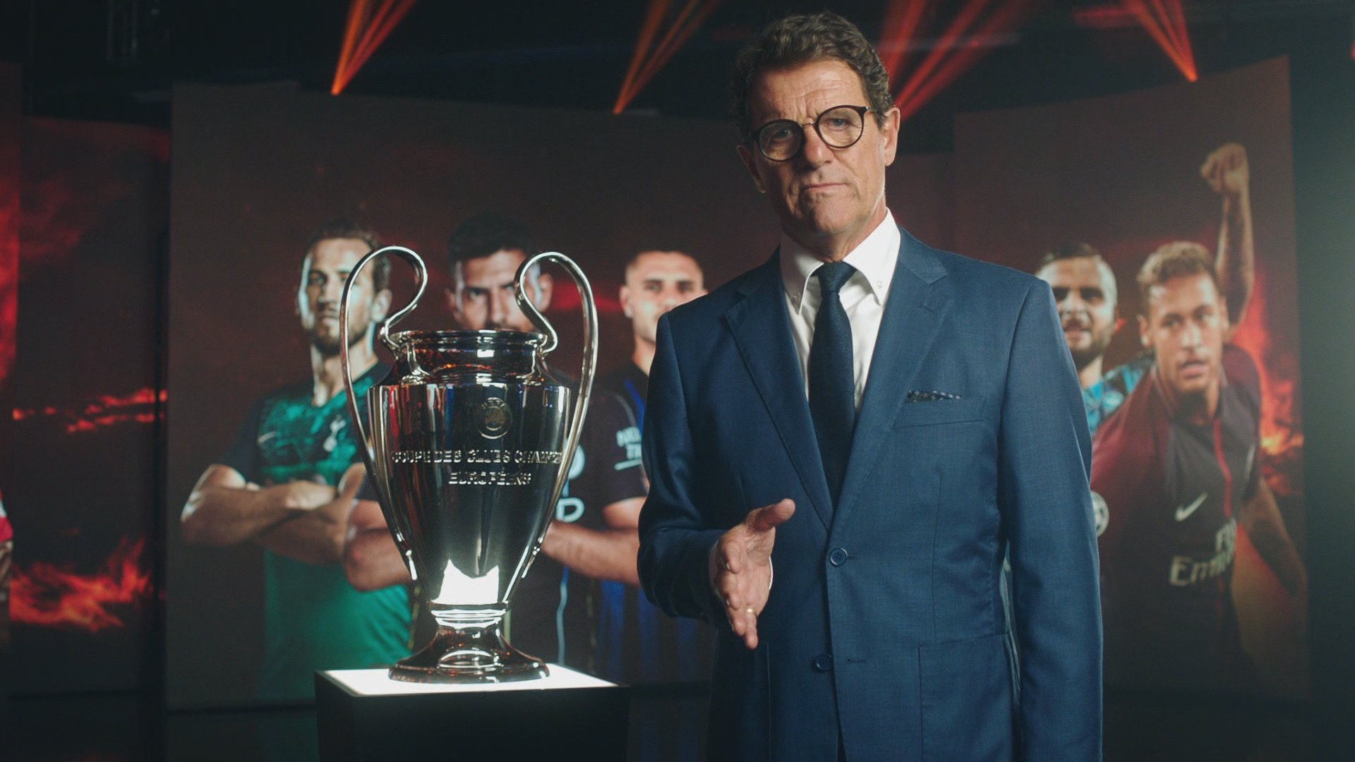 Sky Sport Champions 1a Giornata - Diretta Esclusiva | Palinsesto e Telecronisti