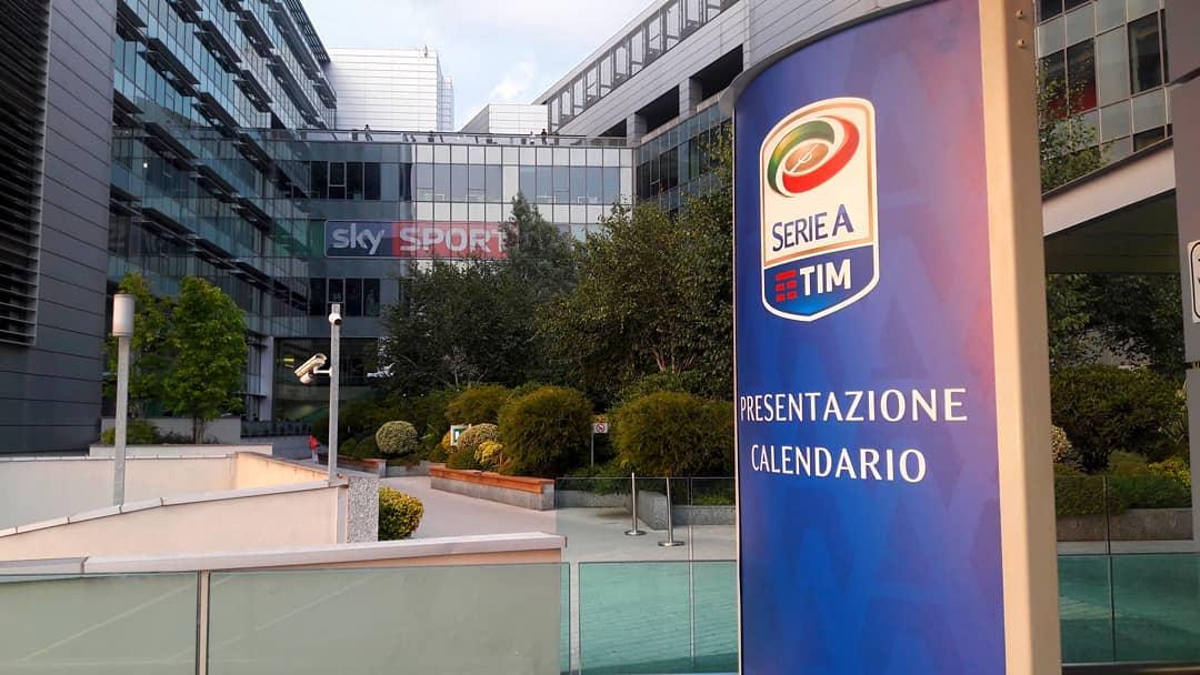 Sky Sport Serie A 6a Giornata - Diretta Esclusiva | Palinsesto e Telecronisti