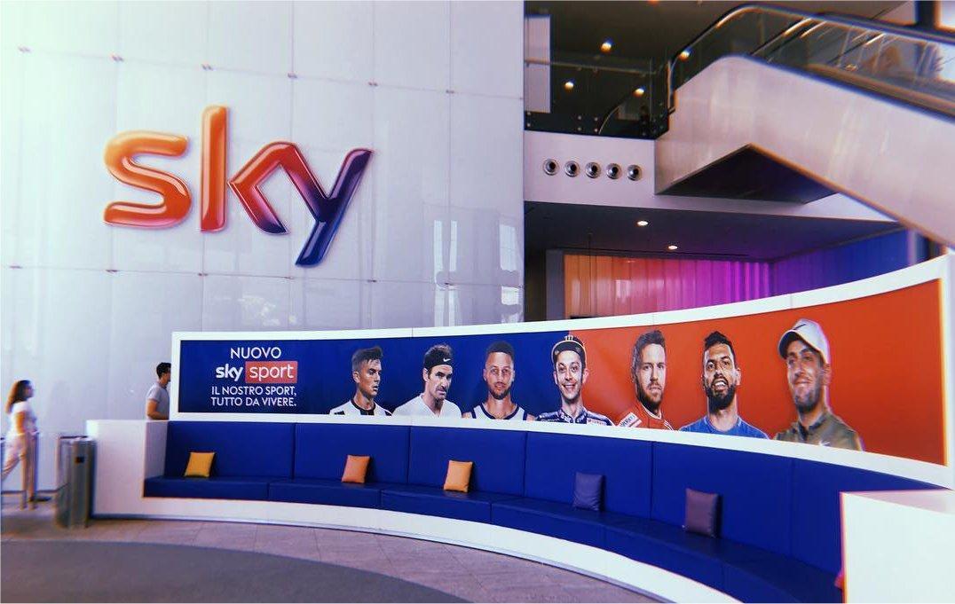 Sky Sport Serie A 8a Giornata - Diretta Esclusiva | Palinsesto e Telecronisti