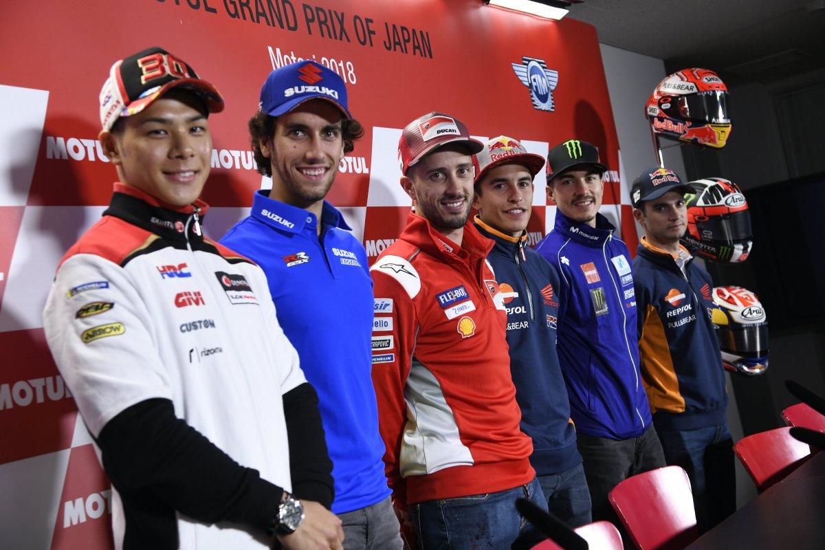Sky Sport MotoGP HD, Diretta Gp Giappone (18 - 21 Ottobre). In chiaro differita TV8