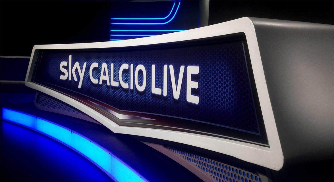 Sky Sport Serie A 10a Giornata - Diretta Esclusiva | Palinsesto e Telecronisti