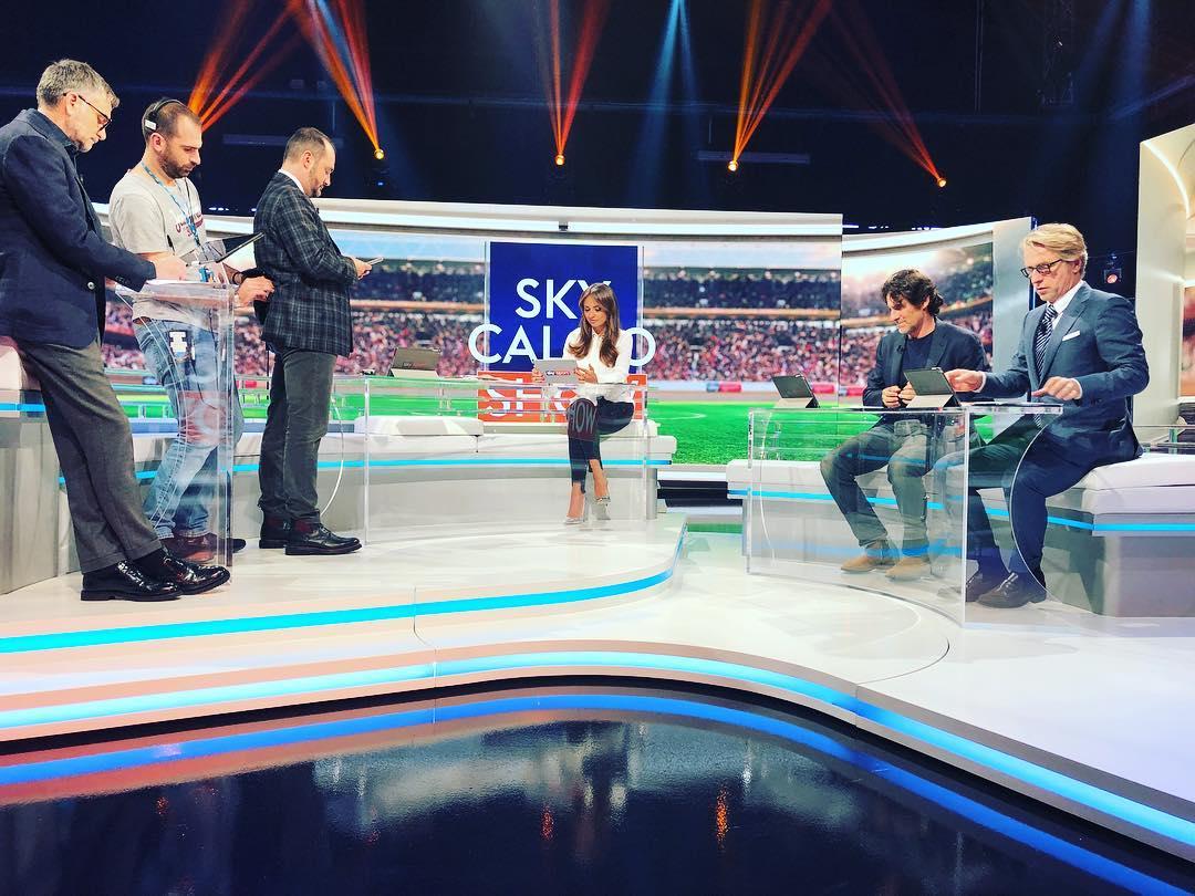 Sky Sport Serie A 11a Giornata - Diretta Esclusiva | Palinsesto e Telecronisti