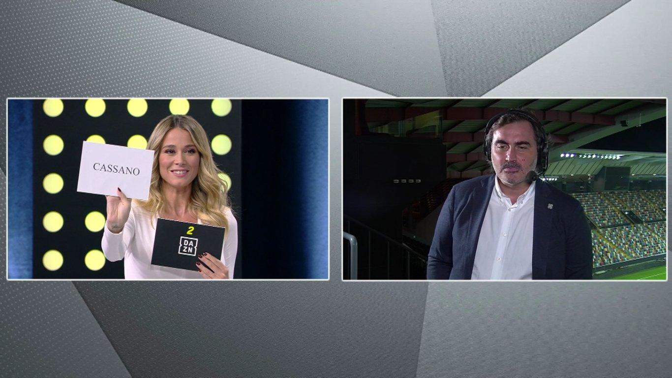 DAZN Serie A 13a Giornata - Diretta Esclusiva - Palinsesto e Telecronisti