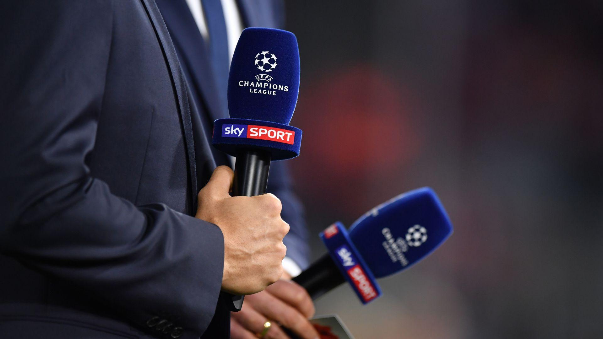 Sky Sport Champions, Diretta Playoff Ritorno   Palinsesto Telecronisti