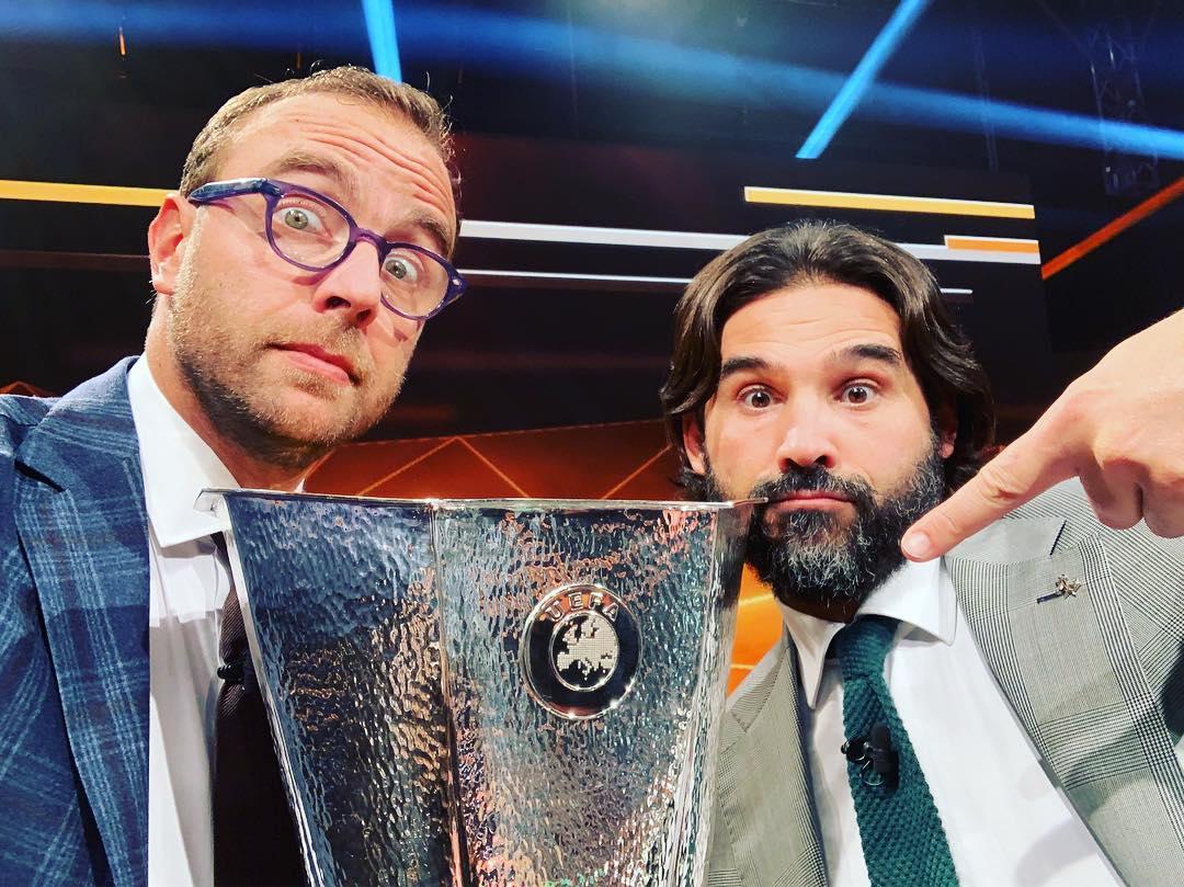 Sky Sport Europa League 5a Giornata - Diretta Esclusiva | Palinsesto e Telecronisti