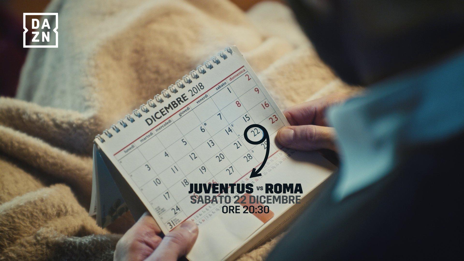 DAZN, Serie A 17a Giornata, Diretta Esclusiva, Palinsesto e Telecronisti