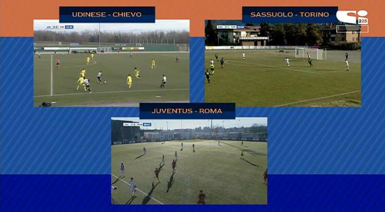 Sportitalia, Palinsesto Calcio 18 - 21 Gennaio (Primavera, Serie C, Argentina)